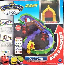 Chuggington Old Town Diecast Track expansion pack with Entrance Arch!