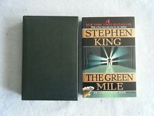 Stephen King / The Green Mile with Slipcase, Pb 1997 First Plume Printing