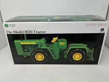 1/16 JOHN DEERE Model 8020 Tractor - Precision Classics #22 ERTL No. 15365