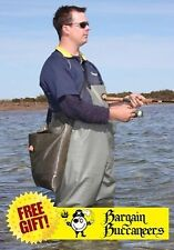 Cleated Sole Fishing Waders