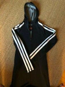 Y-3 Yohji Yamamoto X Adidas Hooded Black Dress Small Vintage 2003?