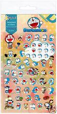 Doraemon Robot Cat Die-Cut Kawaii Sticker Sheet