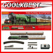 Flying Scotsman OO Scale Model Train Locomotives