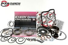 Dodge Ram 48RE Master Rebuild Kit Exedy Performance Stage 1 Clutches Pro Band