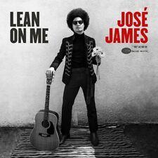 JAMES JOSE - Lean On Me, 1 Audio-CD