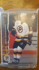 LOWEST PRICE EVER! 1996 SPLIT SECOND P-Bruins TEAM SET AHL HOCKEY Sealed Pack!