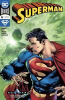 Superman #6 Main Cover DC Universe Comic 1st Print 2018 unread NM