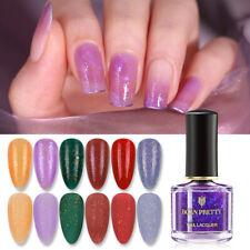 6ml BORN PRETTY Colorful Nail Polish Mica Transparent Glitter Nail Art Varnish