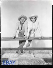 Judy Garland Mickey Rooney Girl Crazy Photo From Original Negative