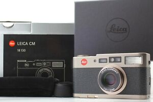 """TOP MINT in BOX"" Leica CM 35mm Summarit 40mm F/2.4 Point & Shoot Camera Japan"