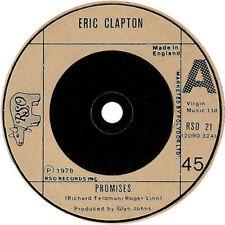 "Eric Clapton - Promises (7"" Single)"