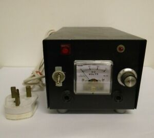 vintage altai regulated 24 volt DC power supply for tattoo machine 1980s