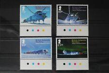 Britische Gebiete in der Antarktis 650-653 ** postfrisch #WJ362