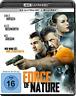 FORCE OF NATURE (4K ULTRA HD+BLURAY) - (GERMAN IMPORT) Blu-Ray NEUF