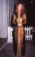 CELINE DION Vintage 35mm FOUND SLIDE Transparency SINGER Photo010 T 3 C