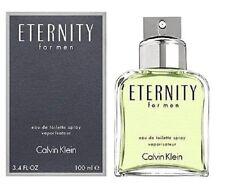 Eternity for men Calvin Klein Eau Toilette  100ml. Spray edt