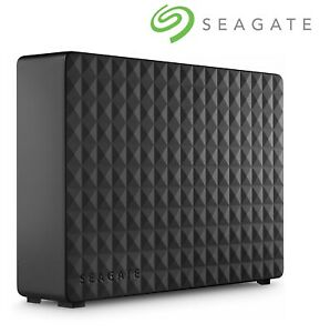 Seagate Expansion Desktop Hard Drive 6 TB External 5400RPM (STEB6000403) | New