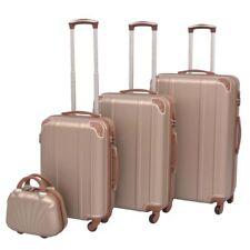 vidaXL 4tlg. Kofferset Hartschalenkoffer Reisekoffer Set Trolley mehrere Auswahl