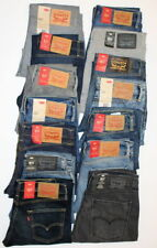 Levi's 511 Hommes Lavage Fin Jeans W28-42in L29-36 Fin de Stocks Solde