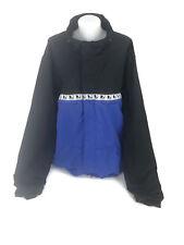 DirectTV Employee Windbreaker Zip Up Logo Jacket Costume Gag Gift Size 3XL
