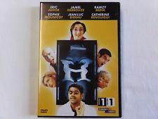 DVD H SAISON 1 VOL 1 DEBBOUZE ERIC ET RAMZY 5 EPISODES CANAL + 1998  NO RESERVE
