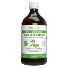 Elanature Bio-fermented Olive Leaf Extract 500ml