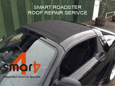 Smart Roadster Roof - Folding Soft Top Repair Service