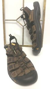 Keen Mens Newport Sandals Slip On Lace Waterproof Walking Sandal US 8.5 - EU 41