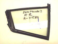 2009-2012 Mazda 3 Seitenscheibe Türscheibe Scheibe hinten rechts # E6 43R-008577