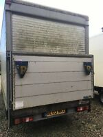 LDV LUTON VAN FOR SALE FOR SPARES