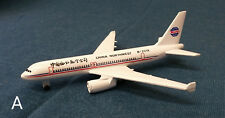 RARE China Northwest Airlines B-2318 Airbus A320 YXGC 1:300 Diecast