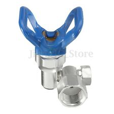 7/8''F-7/8''M Clean Shot Shut Off Valve For Graco Airless Spray Gun Swivel Joint