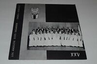 Estonian Mixed Chorus of Los Angeles~Eesti Segakoor~Jubeli Konsert~FAST SHIP