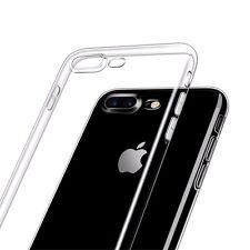 Estuche Caja Funda Trasparente de Goma Accesorios Case Cover Para iPhone 8