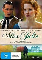 Miss Julie (DVD) NEW/SEALED
