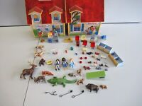 Playmobil Pet Vet Clinic 5870 LOT Lots Of Pieces Read Desc Fast Shipping