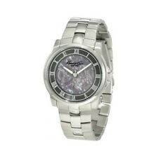 Kenneth Cole New York KC3828 Auto Gunmetal Ion-Plated
