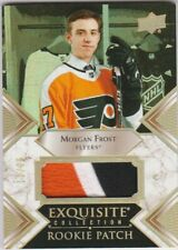 2019-20 Exquisite Collection - Morgan Frost Rookie Patch Gold RP-MF  /25