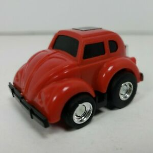 Transformers G1 Red Bumblebee Mini Vehicle (Complete) 1984 Hasbro Takara