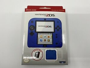 PDP Silicone Case/Cover for Nintendo 2DS Blue