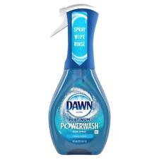 Dawn Platinum Power Wash Dish Spray Dishwashing Liquid Soap 16 oz Fresh Scent