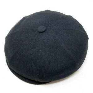 KANGOL bamboo hawker (BLACK) M size Casual unisex Spring / Summer hunting hat