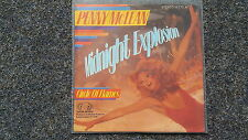 Penny McLean - Midnight explosion 7'' Single Germany