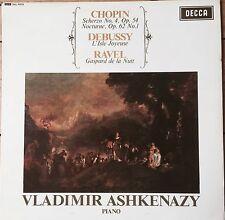 SXL 6215 Chopin Scherzo No. 4 / Debussy L'Isle Joyeuse / Ravel  gaspard de la...