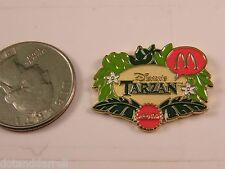 McDONALD'S DISNEY'S TARZAN COCA COLA PIN
