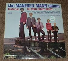MANFRED MANN the manfred mann album 1964 US ASCOT MONO LP