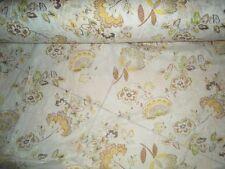 voile de coton fleurs broderie anglaise 100x140 cm