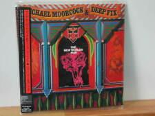 MICHAEL MOORCOCK & THE DEEP FIX THE NEW WORLDS FAIR RARE OOP JAPAN MINI-LP CD