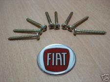 KIT 8  VITI FISSAGGIO APPOGGIABRACCIO FIAT 127