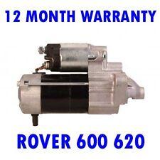 ROVER 600 620 SALOON 1994 1995 1996 1997 - 99 RMFD STARTER MOTOR